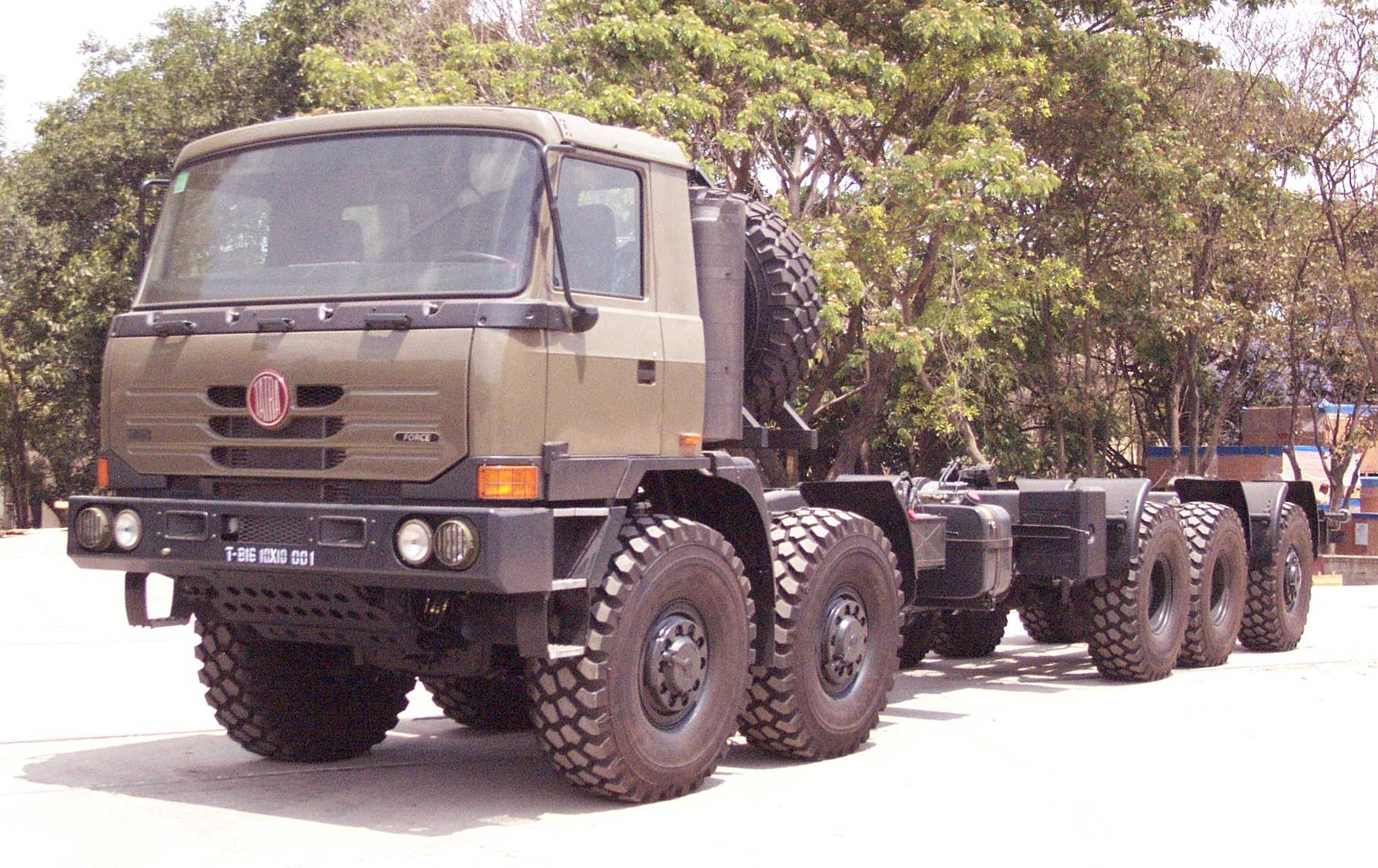 Defence manufacturing in India   Military vehicle