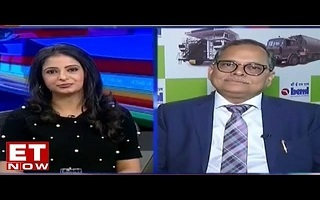BEML CMD –Exclusive Interview with ET Now - 05.04.2018