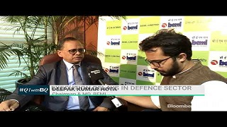 BEML CMD Speaks To BloombergQuint - 08.08.2018